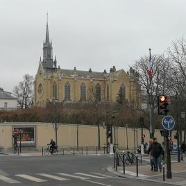 La Congrégation des Soeurs de Saint Joseph de Cluny à Paris