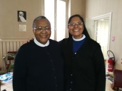 Mère Générale, Sister Claire Stanley