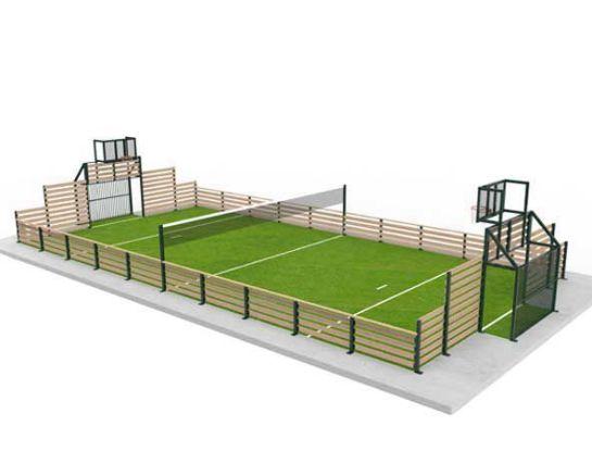 Multisport field