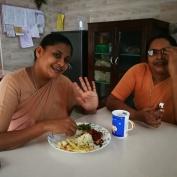 Sister Joshna and Sagahyam