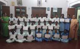 Les meilleurs voeux du Community College de Karaikal et des nouvelles del'Inde