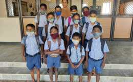 La rentrée 2021-2022 ? Les orphelins de Bon Secours à Pondy ! Et toutes les nouvelles ! Bonnerentrée.